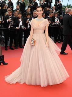 Celina Jade - The Boldest Dresses At The 2018 Cannes Film Festival - Photos
