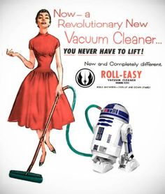 Vacuum R2D2  - LIMITED EDITION #1/5