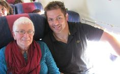 Flying with Richie McCaw in a historic DC3 | The Kiwi Travel Writer