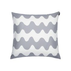 Pikku Lokki Cushion Cover - 50x50cm - Grey from Marimekko