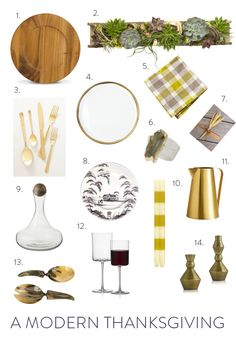 Elements of Style Blog | An Inspired Thanksgiving Table | http://www.elementsofstyleblog.com
