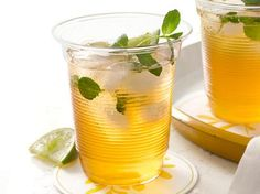 Sweet Tea Mojito Recipe | Food Network Kitchen |PERFECT USE FOR LIKE ESSENTIAL OIL! Food Network