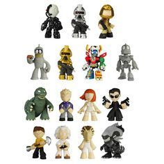 Funko Mystery Mini - Science Fiction Sci-Fi Series 2 Blind Box