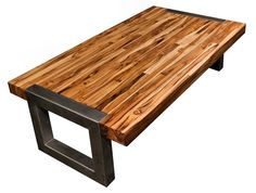 Gorgeous Coffee Table! Would look great in my living room....