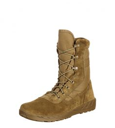 Rocky Boots RKC065 M C7 MILITARY Coyote Brown Herren Military Schnürstiefel - braun Rocky Boots, Fashion Boots, Combat Boots, Military, Brown, Shoes, Zapatos, Shoes Outlet, Combat Boot