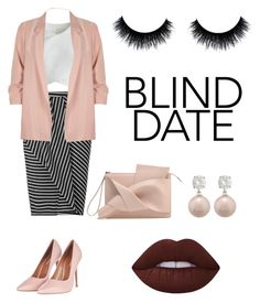 """""""Untitled #421"""" by nimani-arteida ❤ liked on Polyvore featuring Chicwish, Miss Selfridge, River Island, Topshop and Jankuo"""