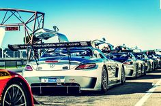 The Masters SLS AMG GT3 Program, hosted by the AMG Driving Academy. Its time to take the drivers seat.