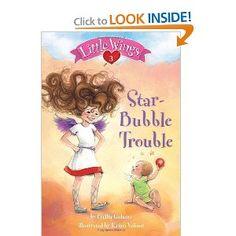 Little Wings #3: Star-Bubble Trouble (A Stepping Stone Book(TM)): Cecilia Galante, Kristi Valiant: 9780375869495: Amazon.com: Books