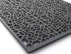 30-504F Islamic V4 Fretwork MDF Screen