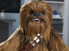 Interactive Chewbacca Is The Best Friend For The Star Wars Next Generation Of Jedi Chewbacca, New Star Wars Toys, Dancing Baby, Star Wars Merchandise, Star Wars Film, Interactive Toys, Toys Online, Star Wars Collection, Star Wars Characters