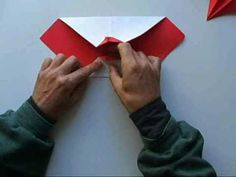 express yor feelings with origami -kissing books , howler - YouTube