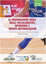 La preparazione fisica nella pallacanestro: Pistoia: 21/22 giugno 2014. 2 dvd  http://www.calzetti-mariucci.it/shop/prodotti/la-preparazione-fisica-nella-pallacanestro-clinic-enzo-grandi-pistoia-2122-giugno-2014-2-dvd