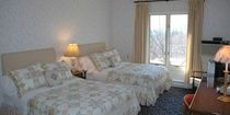 Room 202, The Lodge  www.appletree-inn.com  Directly across from #Tanglewood and #Kripalu in the #Berkshires.