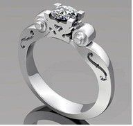 Music Motif Diamond Ring #jewelry #fashion http://hot-on-pinterest.blogspot.com/2012/04/pinterest-jewelry-hotshots.html