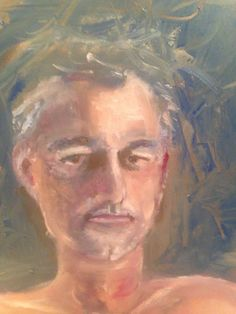 Michael in Oil by Miranda Markham
