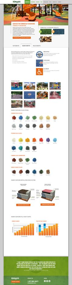 XGrass Artificial Turf Branding + Design / Website