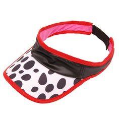 Isaac Mizrahi Ladies Chelsea Velcro Visors Ladies Golf Visors 5b701a80599