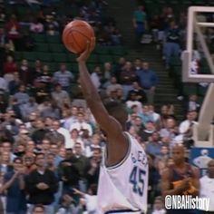 """34.5 χιλ. """"Μου αρέσει!"""", 172 σχόλια - NBA History (@nbahistory) στο Instagram: """"20 years ago today, AC Green played his @nba record 907th consecutive game! #NBAvault"""""""