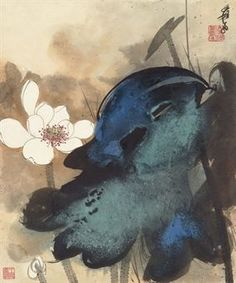ZHANG DAQIAN (1899-1983) | Chinese Classical & Modern Paintings Auction | Paintings, ink | Christie's