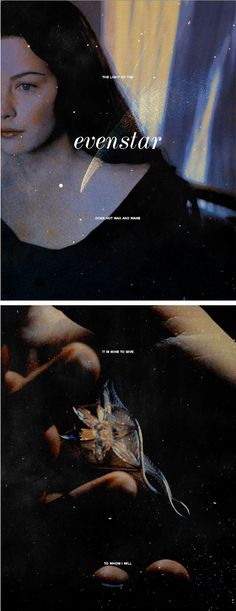 The light of the Evenstar does not wax and wane. It is mine to give to whom I will. Gandalf, Legolas, Fellowship Of The Ring, Lord Of The Rings, Arwen Lotr, Arwen Undomiel, Rings Film, The Hobbit Movies, Light Film