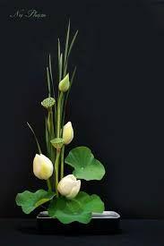 Resultado de imagem para ikebana white