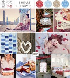 Magnolia Rouge: 70 - Heart Cherry Pie