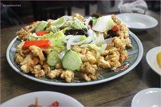 탕수육 Tangsuyuk (Korean style chinese food - sweet & sour pork)