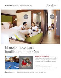 El mejor Hotel para Familias en Punta Cana