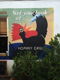 Charmed by Hominy Grill in Charleston, SC // www.thehiveblog.com