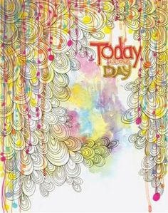 today is the day - stephanie corfee