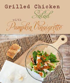 Pumpkin Vinaigrette With Pumpkin, Balsamic Vinegar, Water, Sun-dried Tomatoes, Basil, Garlic, Salt, Thyme, Black Pepper