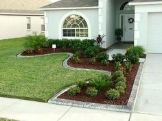 Front-yard-landscape (45) #landscapingideas