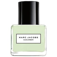 Marc Jacobs Splash: Cucumber Eau de Toilette/3.4 oz. (4.865 RUB) ❤ liked on Polyvore featuring beauty products, fragrance, apparel & accessories, multicolored, edt perfume, eau de toilette perfume, marc jacobs perfume, marc jacobs fragrance and marc jacobs