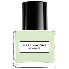Marc Jacobs Splash: Cucumber Eau de Toilette/3.4 oz. found on Polyvore featuring beauty products, fragrance, apparel & accessories, multicolored, marc jacobs fragrance, marc jacobs, marc jacobs perfume, eau de toilette perfume and edt perfume