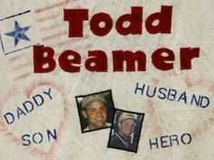 When account manager Todd Beamer and the other passengers on United Airlines Flight 93 realized their plane had been seized by terrorists, t. Flight 93 Memorial, Oracle Corporation, Wheaton College, Federal Way, Daddy And Son, Pearl Harbor Attack, Best Self Defense, Self Reliance, The Lives Of Others