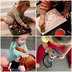 56 activități zilnice pentru copii cu vârsta 2-3 ani - Planeta Mami | Natalia Madan Skateboard, Activities For Kids, Parenting, Education, Baby, Handmade, Iris, Skateboarding, Hand Made