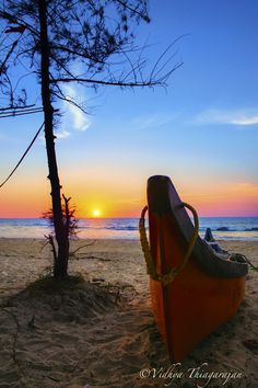 Malpe beach, Karnataka, India