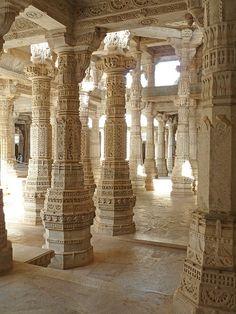Ranakpur, temples Jain | Flickr - Photo Sharing!