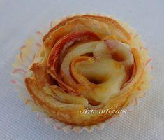Torta di rose antipasto veloce per la mamma