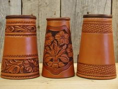 cant wait to get back into my leather tooling addiction. first project: cowboy cuffs!