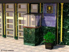 "Four Seasons Hotel Elevation ""Redesign Entrance"" ,Giza ,Egypt"