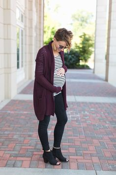 ONE little MOMMA: The Perfect Maternity Outfit