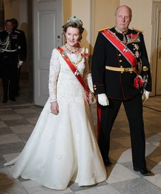Queen Sonja Photo - Queen Margrethe II of Denmark Celebrates 40 Years on The Throne - Celebratory Service