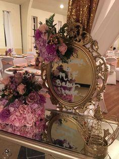 Elegant Princess Garden | CatchMyParty.com
