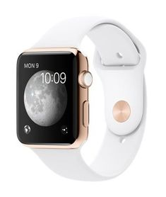 Apple Watch Edition - Pre-Order Apple Watch Edition - Apple Store (U. Apple Watch 42mm, Apple Watch Series 3, Buy Apple Watch, Rose Gold Apple Watch, Apple Watch Faces, Telefon Apple, Apple Store, Apple Watch Fashion, Apple Watch Accessories