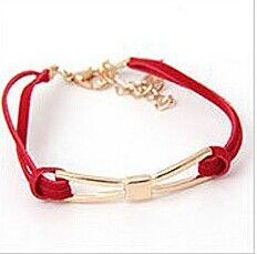 Stylish Cross and Bowknot Decorated Leather Rope Women's Bracelet Color: COLOR ASSORTED Category: Jewelry > Bracelets   Item Type: Charm Bracelet  Gender: Women  Material: Leather  Style: Trendy  Shape/Pattern: Cross  #crossbraceletcharms #crossbracelet #charmsbracelet #bridgat.com
