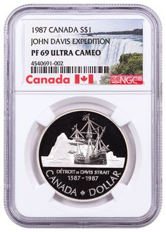 Item specifics     Grade:   PR 69   Precious Metal Content:   23.33 g     Certification:   NGC   Country/Region of Manufacture:   Canada     Year:   1987  ...