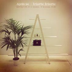 aonther ladder shelf!