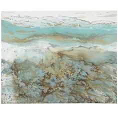 Shop for a variety of unique wall art at Pier 1 Imports. Brighten up your rooms with any of our colorful animal, flower, or nature canvas paintings! Painting Inspiration, Color Inspiration, Surf, Modern Color Palette, Glitter Art, Coastal Homes, Season Colors, Light Art, Abstract Wall Art