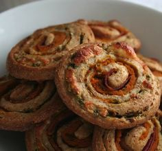 ... this doughy dish with whole wheat pizza dough for a healthier option